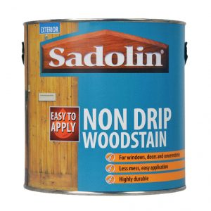 Sadolin Non Drip Woodstain