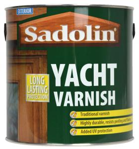 Sadolin Yacht Varnish