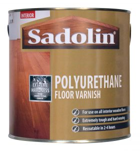 Sadolin Polyurethane Floor Varnish