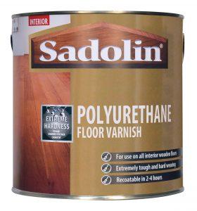Sadolin Polyurethane Floor Varnish
