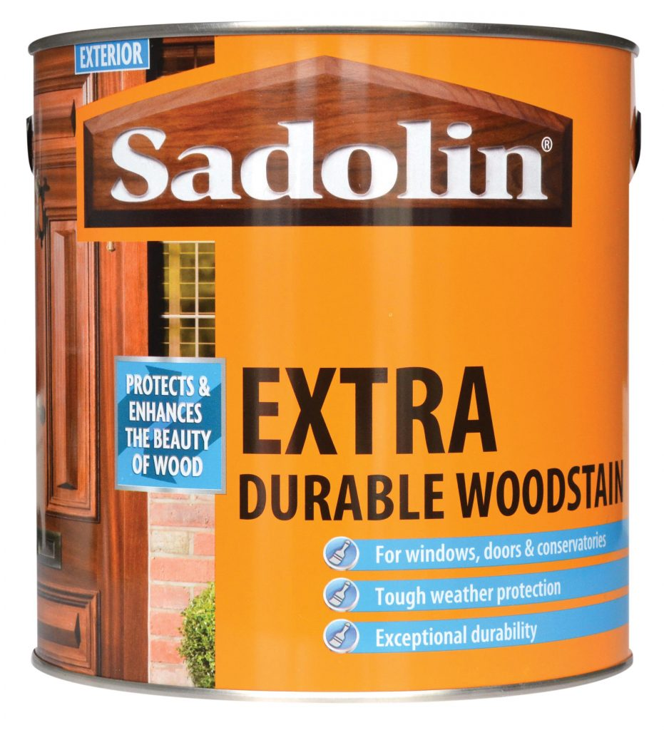 Extra Durable Woodstain Sadolin Wood Protection