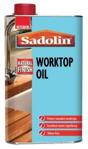 Sadolin natural worktop oil