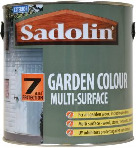 Sadolin Garden Colour Multi Surface paint
