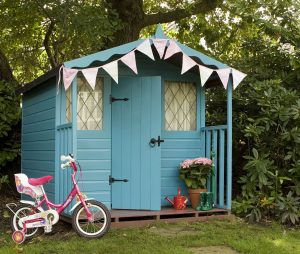Sadolin paints for sheds